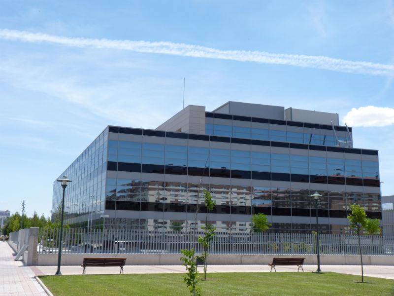 Ingenier a torn proyectos edificios de oficinas for Oficinas inss